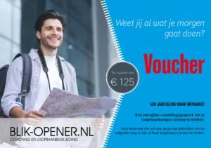 Blik-Opener voucher